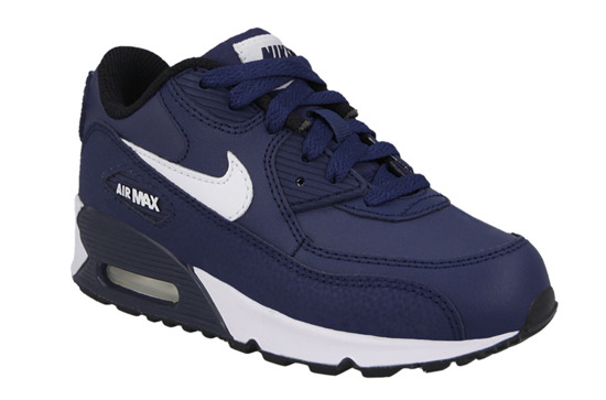 BUTY NIKE AIR MAX 90 LTHR (PS) 724822 401