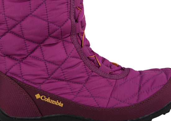 DÁMSKÉ BOTY COLUMBIA YOUTH MINX MID BY1336 519