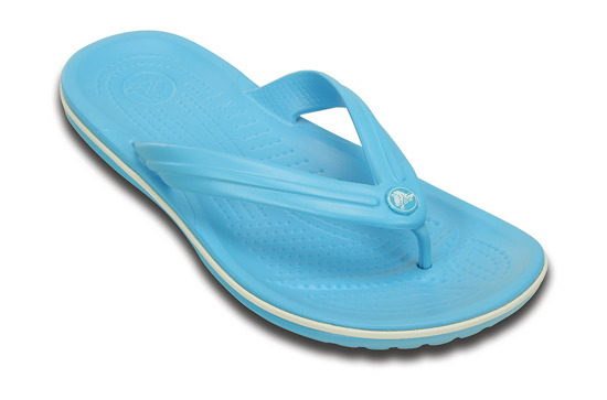 FLIP CROCS CROCBAND 11033 ELECTRIC BLUE