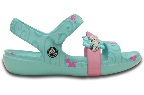 SANDAŁKI CROCS KEELEY FROZEN 202707 ICE
