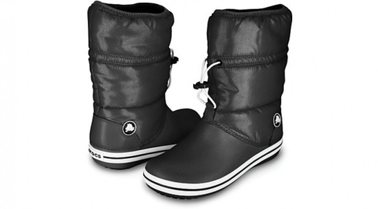CROCBAND CHILDREN'S WINTER BOOT 11035