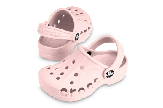 CROCS SHOES FLIP-FLOPS KIDS BAYA 10190 COTTON CANDY