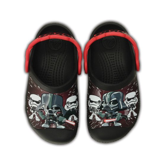 CROCS SHOES FLIP-FLOPS STAR WARS DARTH VADER 201501