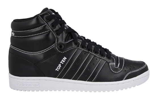 MEN'S SHOES ADIDAS ORIGINALS TOP TEN HI F37608
