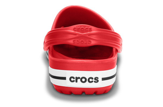 MEN'S SHOES CROCS FLIP-FLOPS CROCS CROCBAND X CLOG RED 14433