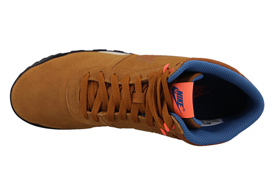 MEN'S SHOES NIKE HOODLAND SUEDE 654888 284