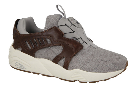 MEN'S SHOES PUMA DISC BLAZE FELT 358820 01