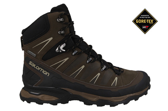 MEN'S SHOES SALOMON X ULTRA TREK GTX 378386