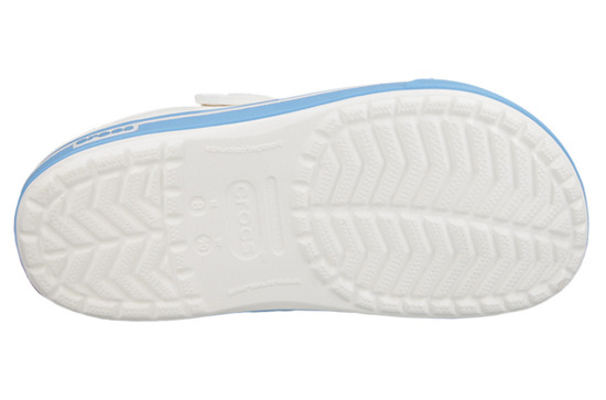 WOMEN'S SHOES CROCS CROCBAND II.5 CLOG 12836 WHITE