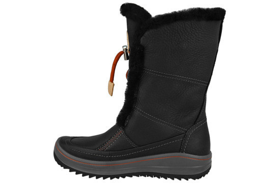WOMEN'S SHOES ECCO TRACE SNOW BOOTS 834033 01001