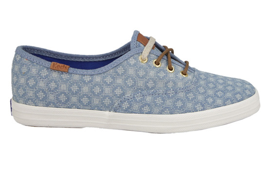 WOMEN'S SHOES KEDS CHAMPION DIAMOND DOT WF54574