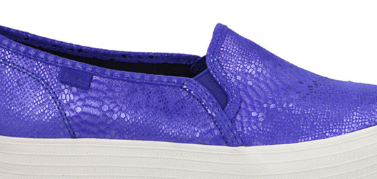 WOMEN'S SHOES KEDS TRIPLE DECKER EXOTIC SHIMMER WH54728