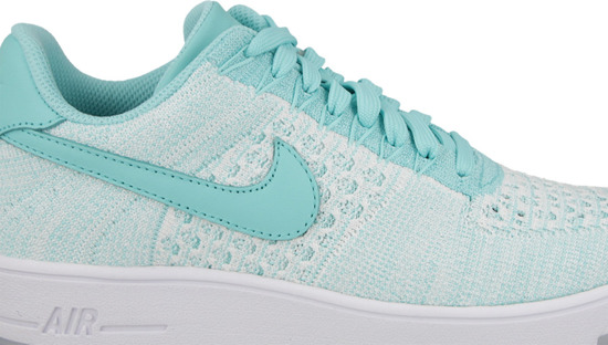 WOMEN'S SHOES NIKE AIR FORCE 1 FLYKNIT LOW 820256 300