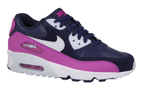 WOMEN'S SHOES NIKE AIR MAX 90 (GS) 833376 402