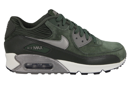 WOMEN'S SHOES NIKE AIR MAX 90 LEATHER 768887 301