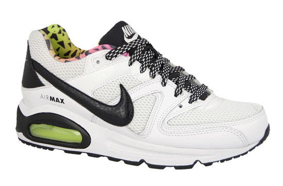WOMEN'S SHOES NIKE AIR MAX COMMAND FB (GS) 705391 100