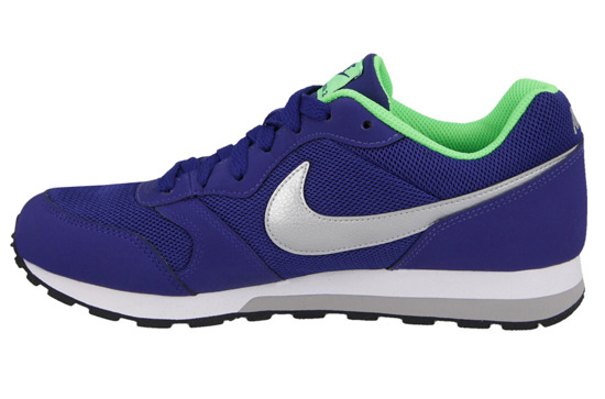 WOMEN'S SHOES NIKE MD RUNNER 2 (GS) 807316 400