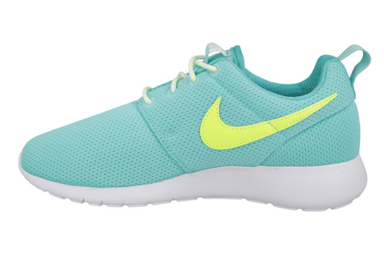WOMEN'S SHOES NIKE ROSHE ONE (GS) 599729 302