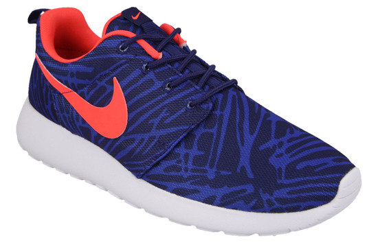 WOMEN'S SHOES NIKE ROSHE ONE PRINT 599432 464