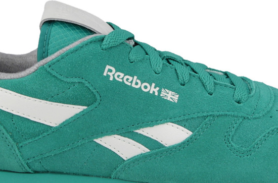 WOMEN'S SHOES REEBOK CL LEATHER SUEDE M49099