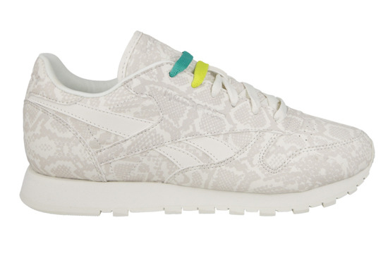 WOMEN'S SHOES REEBOK CLASSIC LEATHER SNAKE PACK AR1570