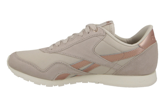 WOMEN'S SHOES REEBOK CLASSIC NYLON SLIM METALLICS AQ9832