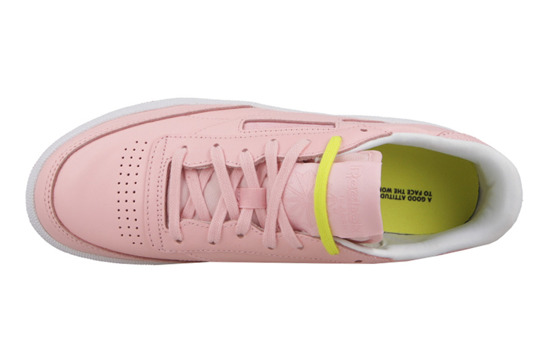 WOMEN'S SHOES REEBOK CLUB C 85 FACE OF STOCKHOLM AR1409