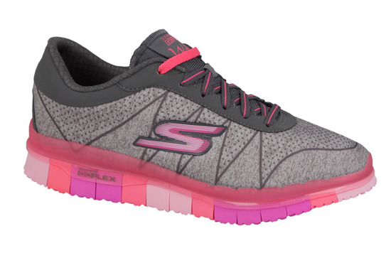 WOMEN'S SHOES SKECHERS GO FLEX ABILITY 14011 GYHP