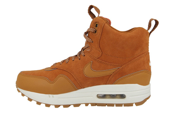 WOMEN'S SHOES  WMNS AIR MAX 1 MID SNKRB 685267 200