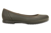 CROCS SHOES BALLERINA COLORLITE ESPRESSO 201581