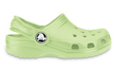 CROCS SHOES FLIP-FLOPS CLASSIC KIDS 10006 CELERY