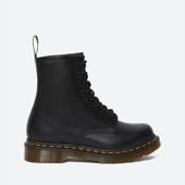 WOMEN'S SHOES  DR.MARTENS  1460 BLACK SMOOTH