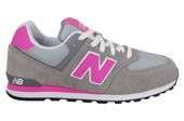 WOMEN'S SHOES NEW BALANCE KL574CDG