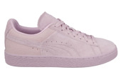 WOMEN'S SHOES PUMA SUEDE CLASSIC CASUAL EMBOSS 361372 08