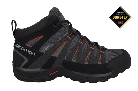 HERREN SCHUHE SALOMON NORWOOD MID GORE-TEX 373169
