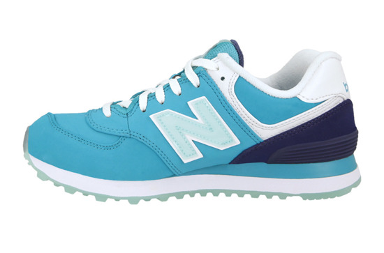 DAMEN SCHUHE NEW BALANCE GLACIAL PACK WL574SLY