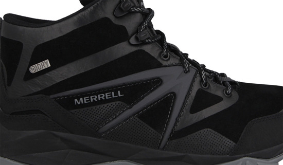 HERREN SCHUHE MERRELL CAPRA BOLT LEATHER MID WP J35803