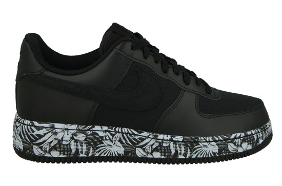 HERREN SCHUHE NIKE AIR FORCE 1 LOW FLORAL 820266 007