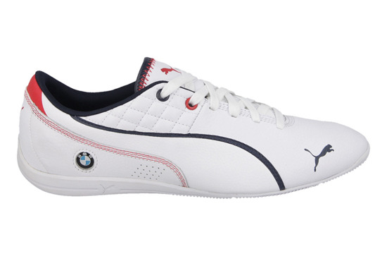 HERREN SCHUHE  PUMA BMW MS DRIFT CAT 6 LEATHER 305257 02