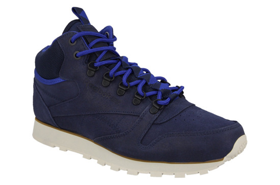 HERREN SCHUHE REEBOK CLASSIC LEATHER MID TRAIL V62859