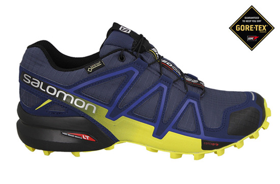 HERREN SCHUHE SALOMON SPEEDCROSS 4 GORE TEX 383118