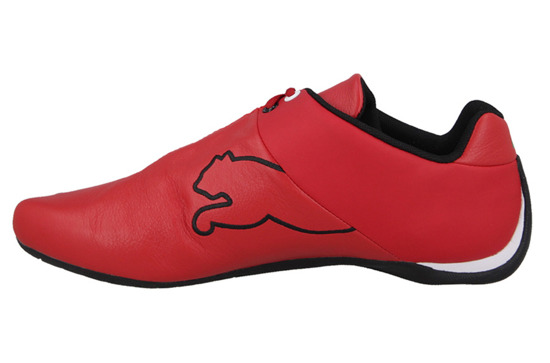 Herren Schuhe Puma Future Cat Leather SF Ferrari 305735 01