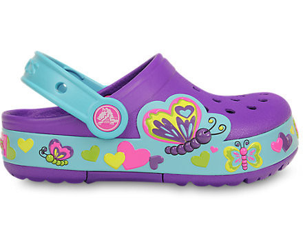 KINDER SCHUHE 15685 NEON PURPLE