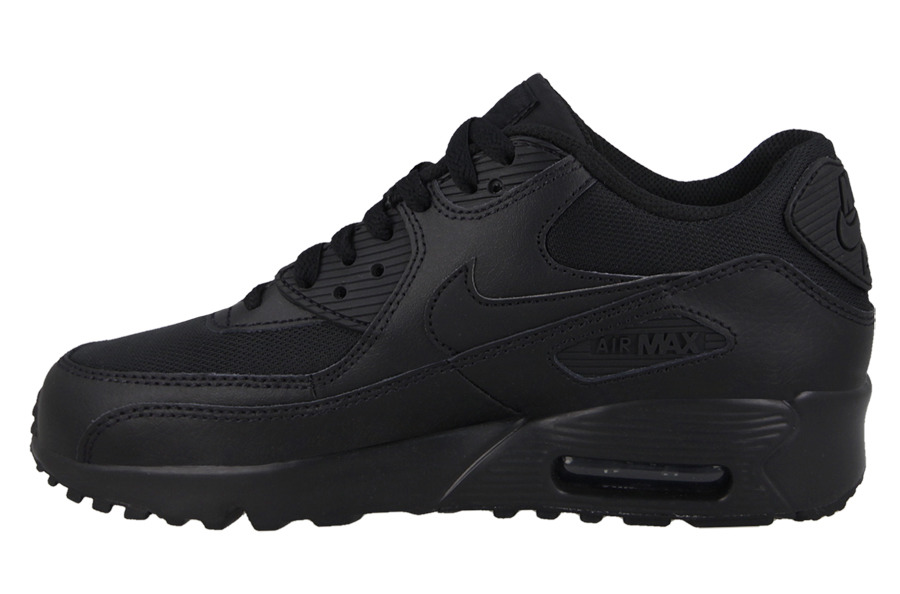 buty nike air max 90 ultra br triple black