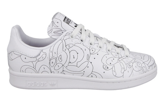 BUTY ADIDAS ORIGINALS STAN SMITH RITA ORA S80292