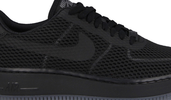 BUTY NIKE AIR FORCE1 LOW UPSTEP BREATHE 833123 001