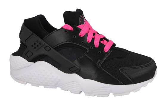 BUTY NIKE AIR HUARACHE RUN (GS) 654280 007