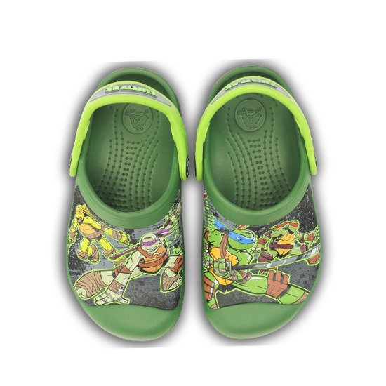CROCS Mutant NinjaTurtles 15607