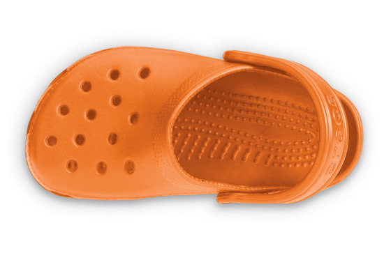 FLIP CROCS CLASSIC KIDS 10006 ORANGE