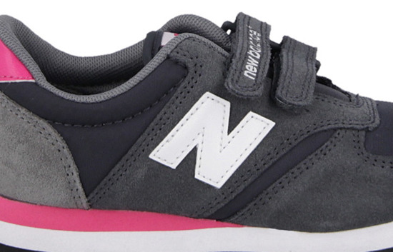 CHILDREN'S SHOES NEW BALANCE KE420GEY
